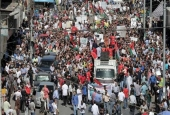 1000s of Jordanians protest against gas deal with Israel