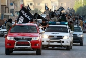 ISIS Toyota mystery solved.