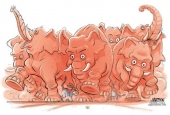 Republican Elephant Stampede