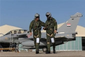 Egyptian pilots arrived in Syria