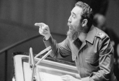 World Mourns Fidel Castro, Revolutionary Par Excellence