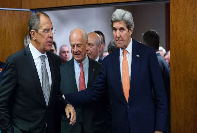 Aleppo  Push ahead Negotiations syria