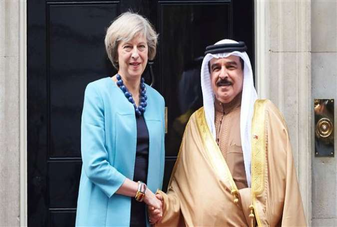 'Bahraini regime will fall without foreign support'