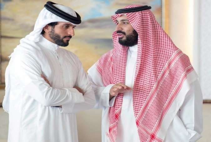 "Mohammad bin Salman and Nasser bin Hamad: Who is ""Iron Man""?"