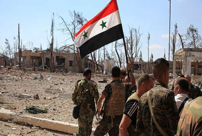 シリアの政権交代プロジェクトは失敗する運命に