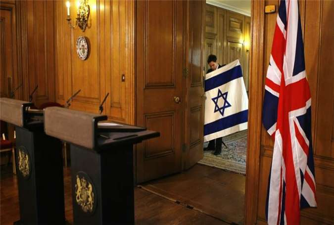 How Many British MPs are Working for Israel?