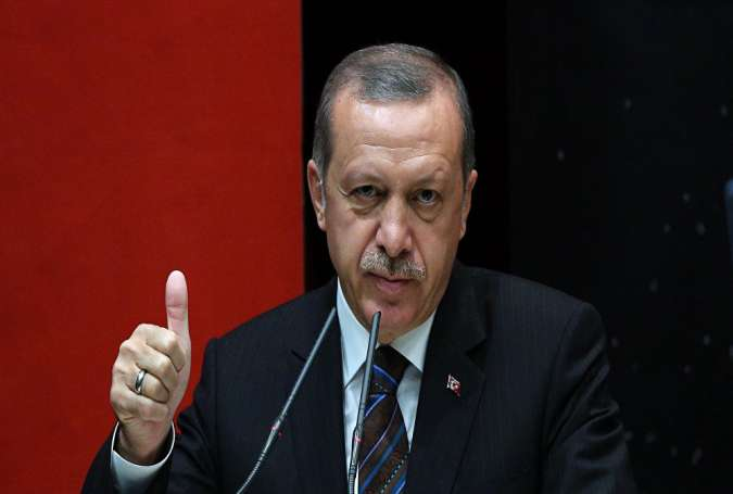 Erdogan Closer to His Dream as Turkish MPs Approve Constitutional Change
