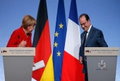 EU Future in Hands of Germany, France