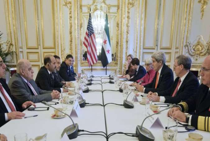 Coming Syria Peace Talks; Empty Hands of Militants, Their Supporters