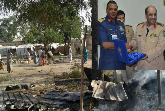 نائیجیریا، فوج کے حملے اور عوامی ردعمل