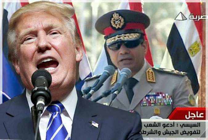 With Trump Taking Office, US-Egypt Relations Likely to Heal