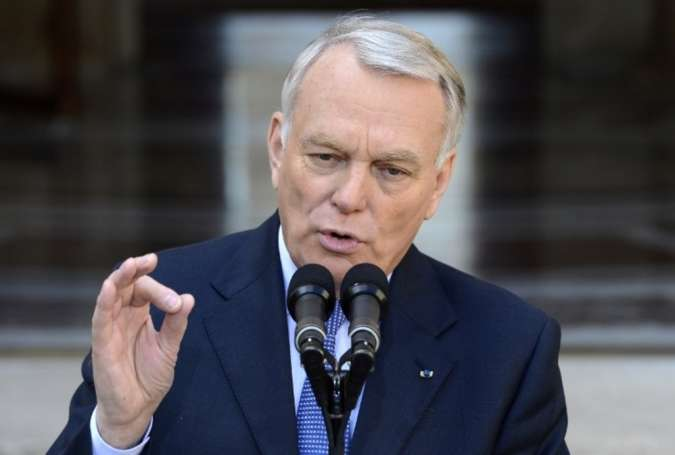 French FM Jean-Marc Ayrault
