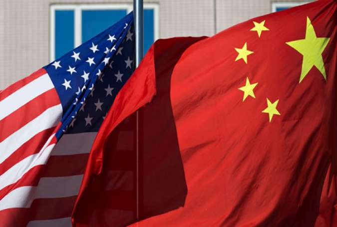 China Calls on US to Stop Making Troubles