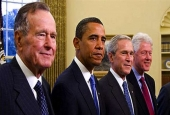 Trump is right: Bushes, Clinton, Obama