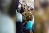 Saudi Man Captured Before Setting Himself Ablaze in Front of Kaaba