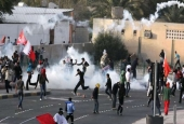 Bahraini Police Crack Down Demonstrations Held over Death of 3 Youths