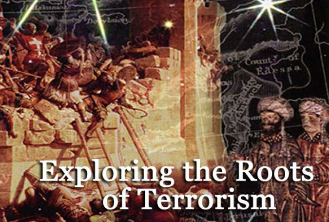 "The Western Roots of ""Middle-Eastern"" Terrorism"