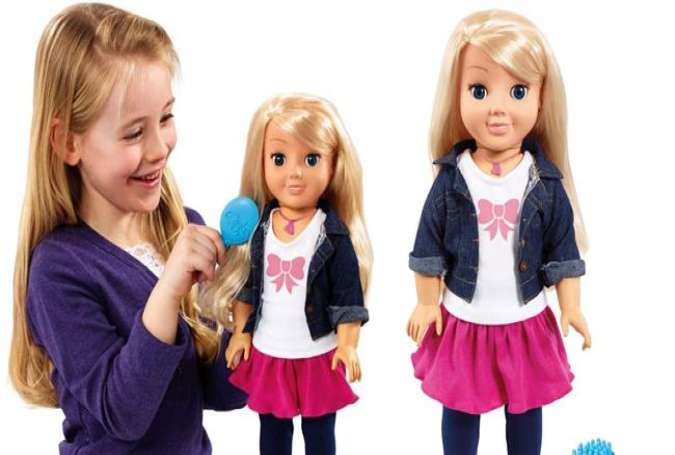 "US-manufactured ""My Friend Cayla"" doll has been banned in Germany as a device that can spy on children."