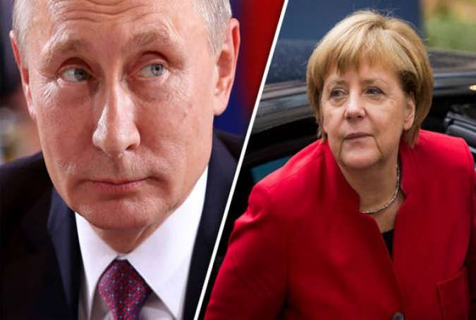 German Intel Clears Russia on Interference