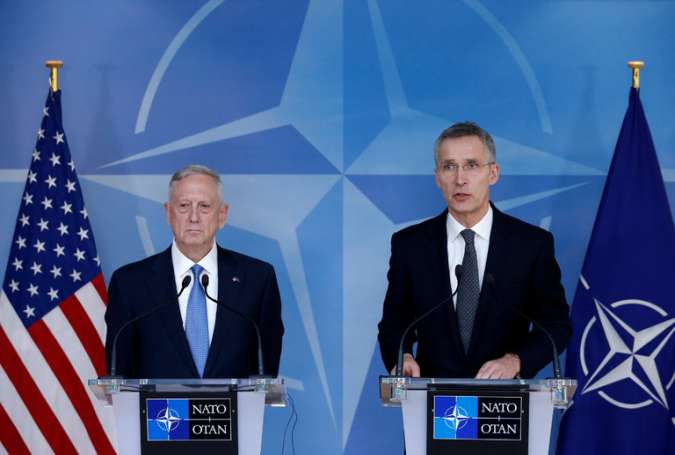 U.S. Pressure To Boost NATO Members Military Expenditure