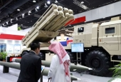 Saudi Arabia, World's Second Largest Weapons Importer