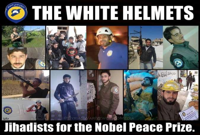 Most of What Claimed about Syrian Rescue Group, White Helmets, Untrue