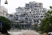 Last Bastion in Homs City Surrenders