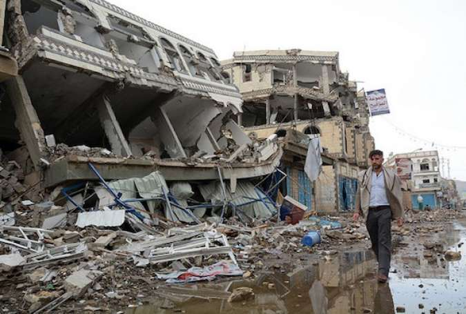 The US Must Stop Enabling the Destruction of Yemen