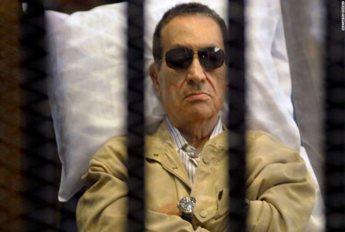 Former Egyptian Autocrat Released from 6-Year Detention