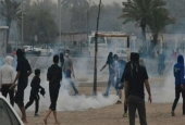 Police, protesters clash in funeral for Bahraini activist who died in regime custody