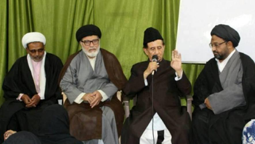 مولانا ڈاکٹر کلب صادق کا حیدرآباد دورہ - اسلام ٹائمز