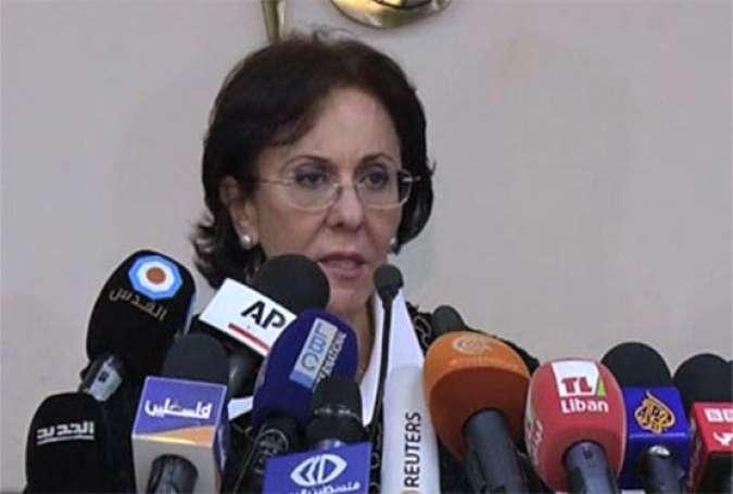 اسرائیل کو نسل پرست ریاست قرار دینے والی ریما خلف پر یو این او سیکرٹری جنرل کا شدید دباو، انڈر سیکرٹری نے استعفٰی دیدیا