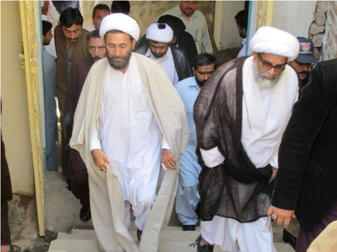 کوہاٹ میں عظمت شہداء کانفرنس کا انعقاد، علامہ راجہ ناصر عباس کا خصوصی خطاب