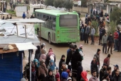More Militants Departing from Homs