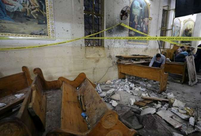 Egypt Declares 3-Month State of Emergency After Church Bombings Kill 44