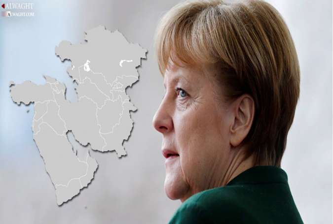 How Germany Chases its Economic, Military Interests in West Asia?