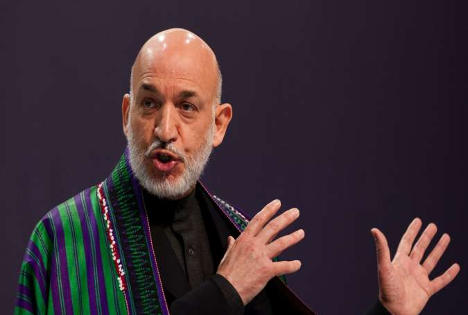 Karzai Slams US Dropping 'Mother of All Bombs' in Afghanistan