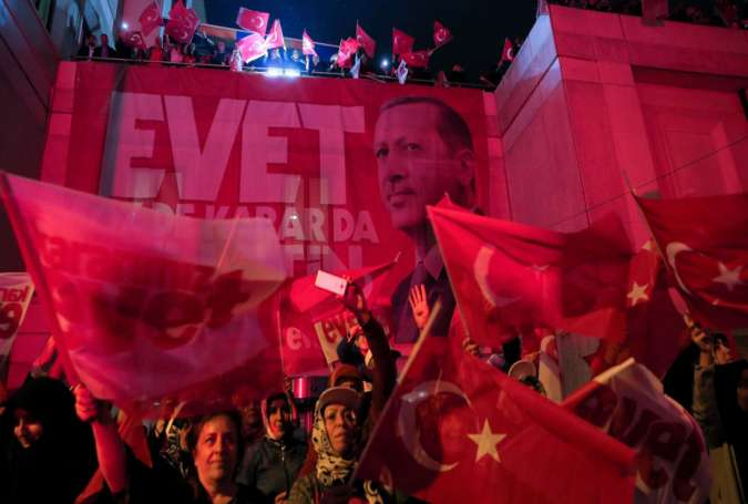 Erdogan's Narrow Victory in Referendum, Opposition Demands Recount