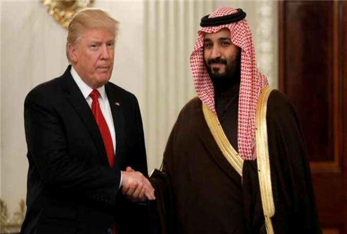 Riyadh Offers Financial Aid to US for Continued Strikes on Syria