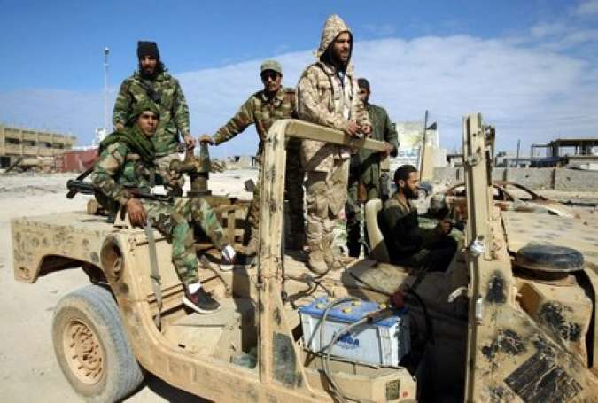 Libya Government Urged