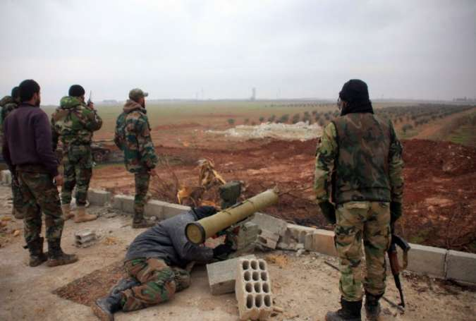 Tensions Increase in Northern Aleppo Province