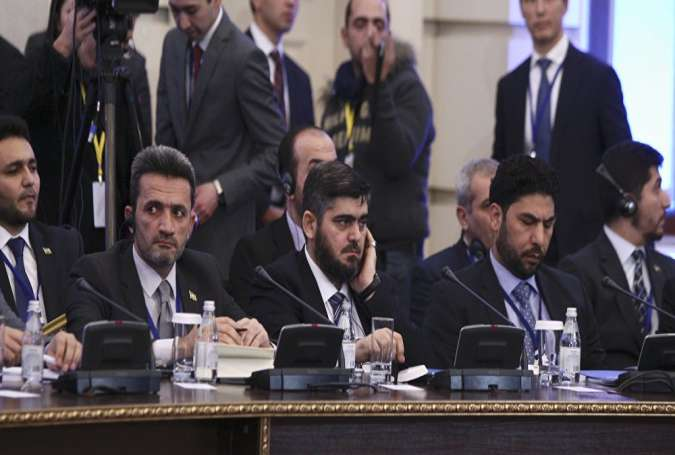 Why Are Syrian Opposition Undecided About Astana Talks?