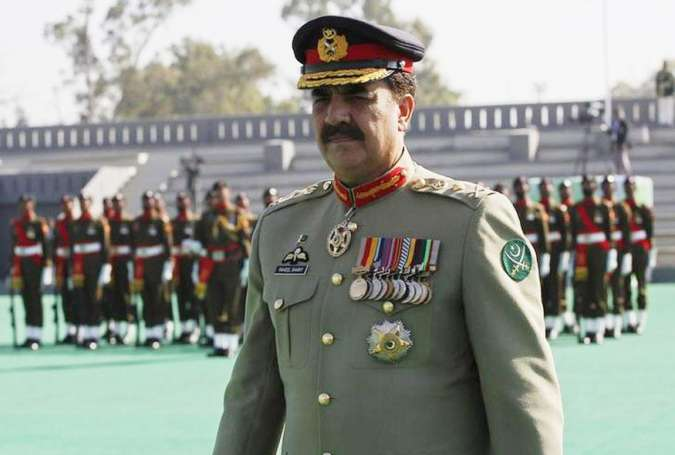 Pakistani Ex-army Chief to Head Saudi-led Forces