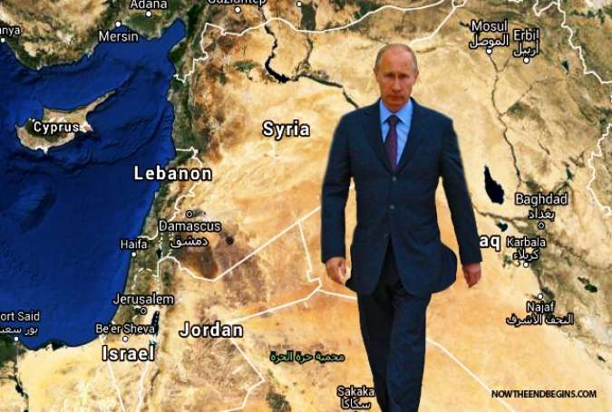 Understanding Russia's New Role in the Middle East