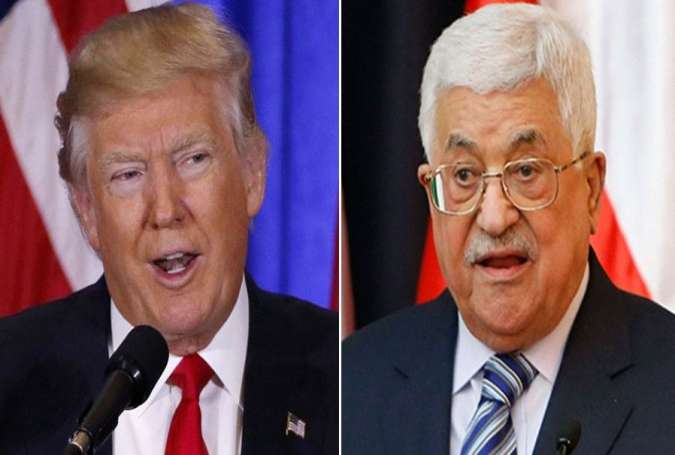 Palestinian Officials Travel to US ahead of Abbas-Trump Meeting