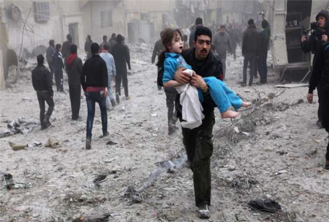 US-Led Forces Killed 1,260 Syrian Civilians Including Children