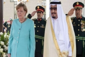 Merkel Wants End to Saudi Aggression on Yemen as Germany Agrees to Train Saudi Soldiers