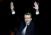 "Macron wins French election&nbsp;&nbsp;<img src=""/images/picture_icon.gif"" width=""16"" height=""13"" border=""0"" align=""top"">"