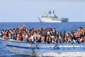 EU Planning Military Deployment in Africa to Stop Migrants