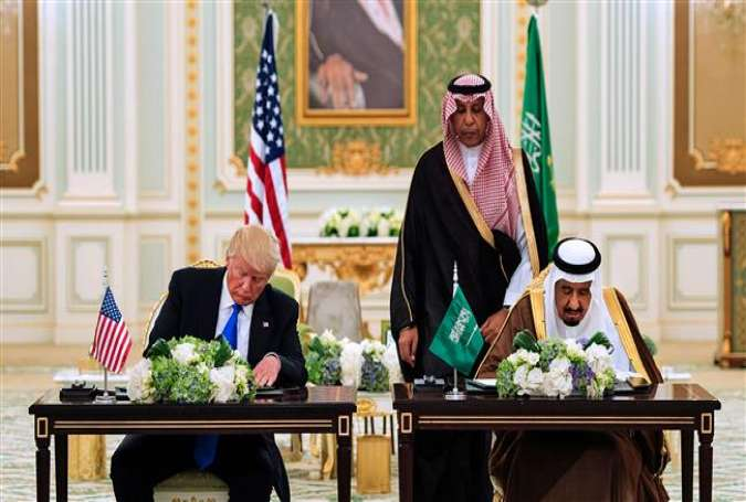 Donald Trump and Saudi Arabia